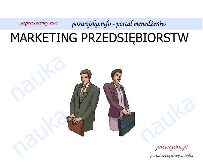 Marketing wiedza dla praktykw i teoretyków marketingu